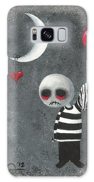 Voodoo Galaxy S8 Case - Big Juicy Tears Of Blood And Pain 4.1 by Oddball Art Co by Lizzy Love