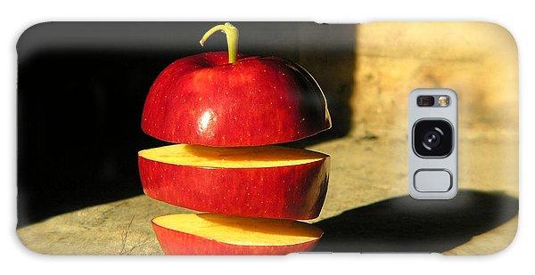 Big Mac-apple Diet Galaxy Case