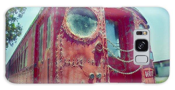 Big Red Car #4601 Galaxy Case