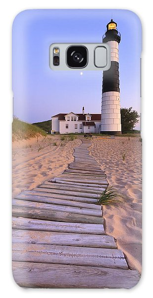 Big Sable Point Lighthouse Galaxy S8 Case