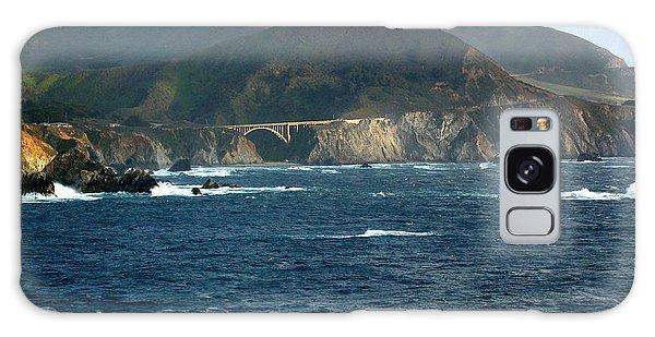 Big Sur Bridge Galaxy Case