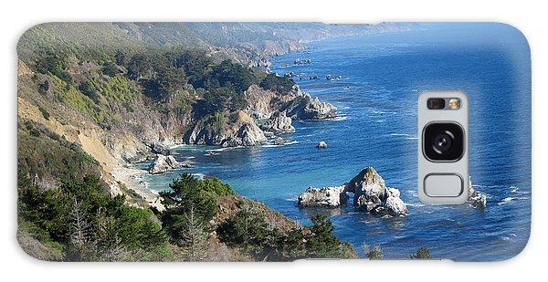 Big Sur Coast Ca Galaxy Case by Debra Thompson
