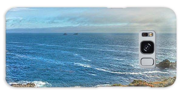 Big Sur Coast Pano 2 Galaxy Case