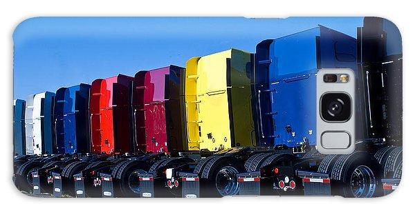 Crossville Galaxy S8 Case - Big Trucks 2 by Douglas Barnett