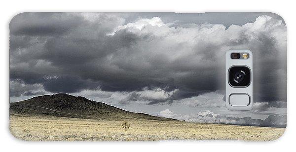 Big Volcano Field Galaxy Case by Andrea Hazel Ihlefeld