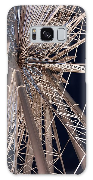 Big Wheel Galaxy Case by John Schneider