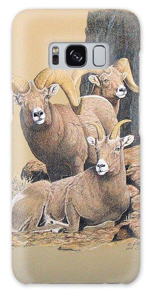 Bighorn Sheep Galaxy Case