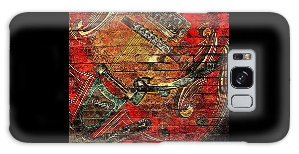 Bigsby Faux Mural Galaxy Case