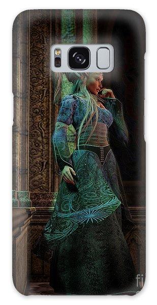 Bijou Stained Glass Galaxy Case