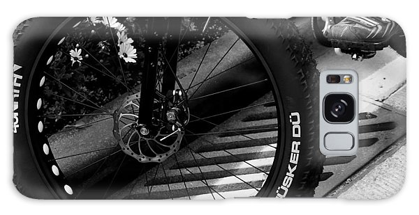 Bike Tire Galaxy Case