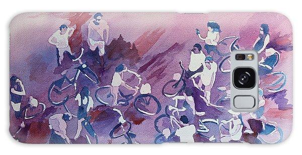 Bicycle Galaxy Case - Bike Tour by Jenny Armitage