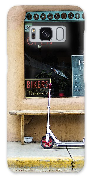 Bikers Welcome Galaxy Case