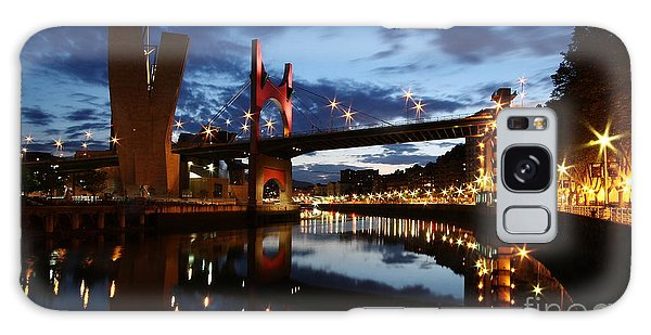 Bilbao 1 Galaxy Case