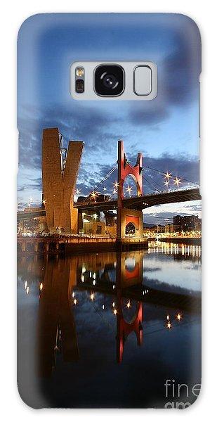 Bilbao 4 Galaxy Case