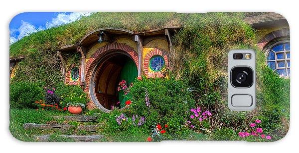 Bilbo Baggin's House 5 Galaxy Case