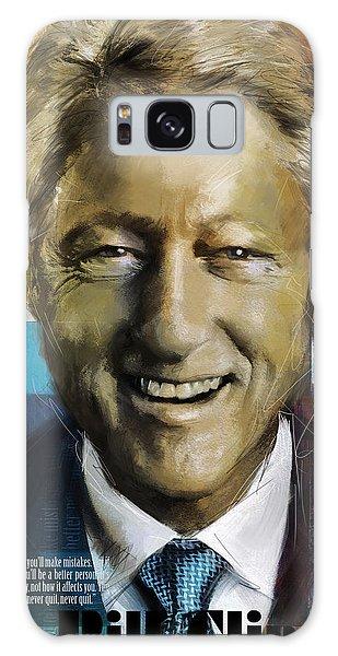 Bill Clinton Galaxy Case by Corporate Art Task Force
