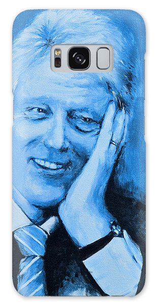Bill Clinton Galaxy Case