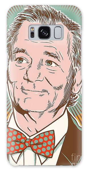 Bill Murray Pop Art Galaxy Case