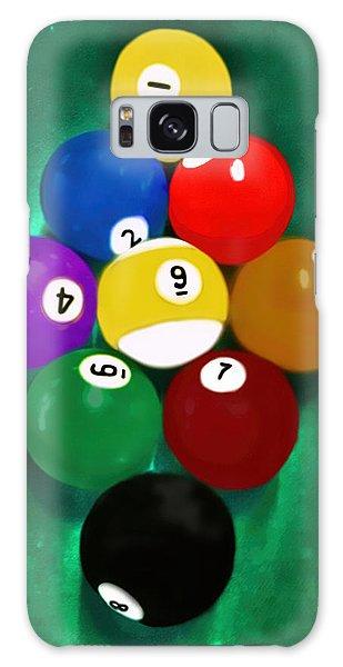 Billiards Art - Your Break 1 Galaxy Case