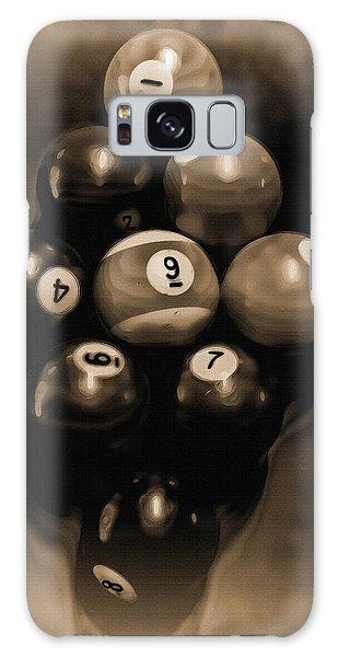 Billiards Art - Your Break - Bw Opal Galaxy Case