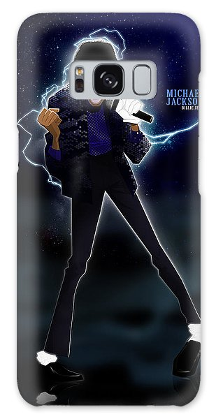 Billie Jean Galaxy Case