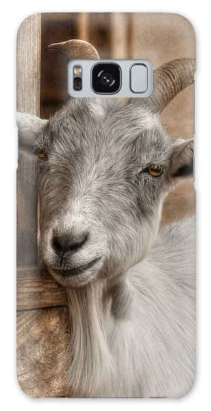 Billy Goat Galaxy Case