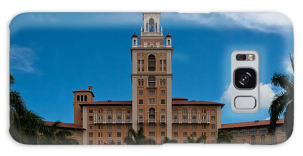 Biltmore Hotel Coral Gables Galaxy Case by Ed Gleichman