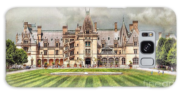 Biltmore House Galaxy Case by Savannah Gibbs
