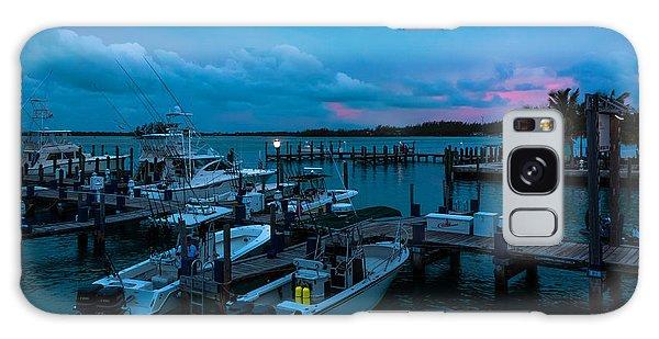 Bimini Big Game Club Docks After Sundown Galaxy Case