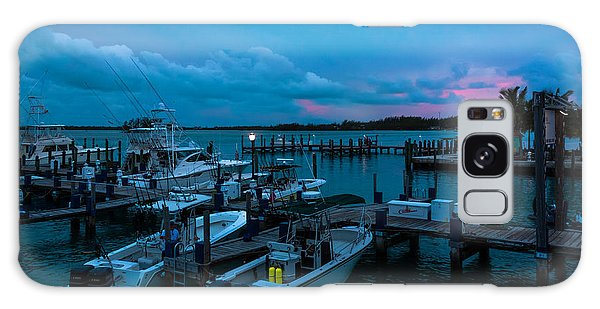 Bimini Big Game Club Docks After Sundown Galaxy Case