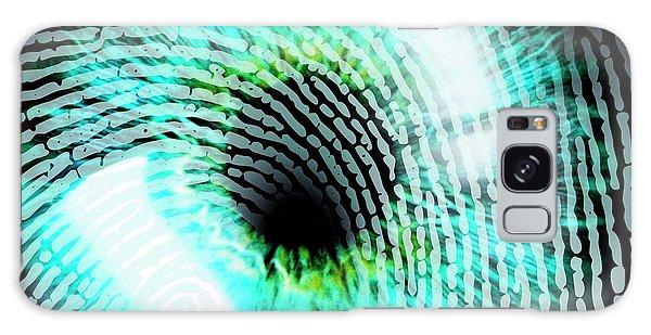 Traits Galaxy Case - Biometric Identification by Pasieka