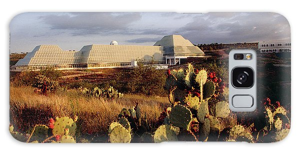 Ecosystem Galaxy Case - Biosphere 2 Buildings by Peter Menzel/science Photo Library
