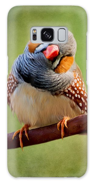 Bird Art - Change Your Opinions Galaxy Case