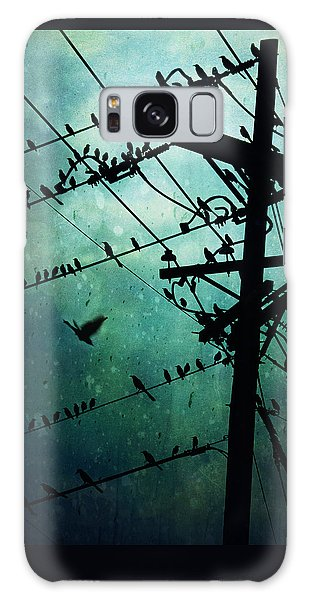 Bird City Galaxy Case