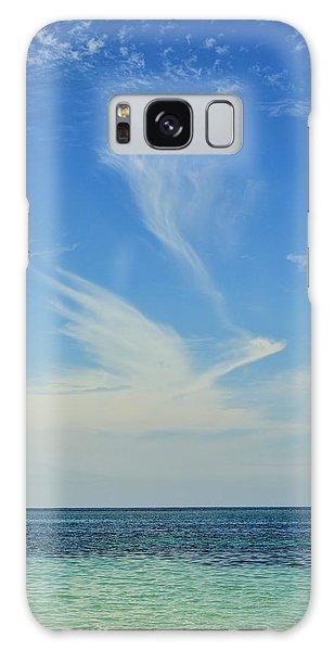 Bird Cloud Galaxy Case