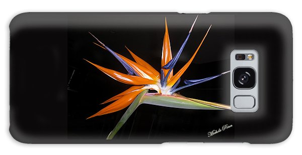Bird Of Paradise Beauty 4 Galaxy Case