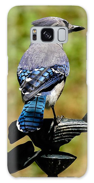 Bird On A Bird Galaxy Case