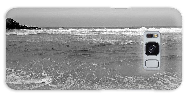Bird On Kovalam Beach Galaxy Case