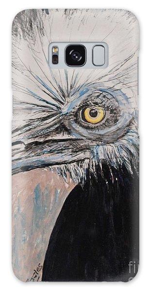 Birdeye Crown Horn Bill Galaxy Case