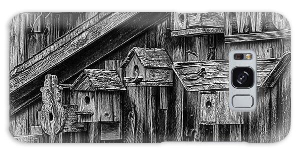 Birdhouse Collection Galaxy Case