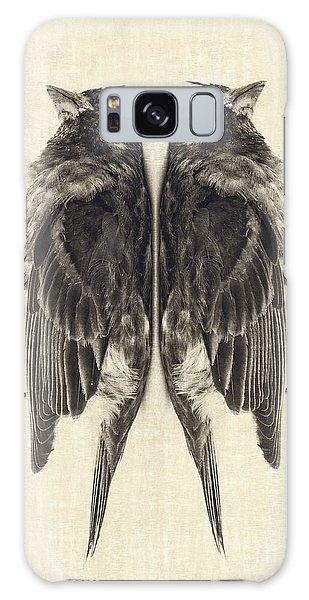 Song Bird Galaxy Case - Mirror Mirror by Edward Fielding