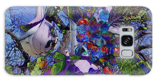 Bird's Eye View Galaxy Case by Kathie Chicoine