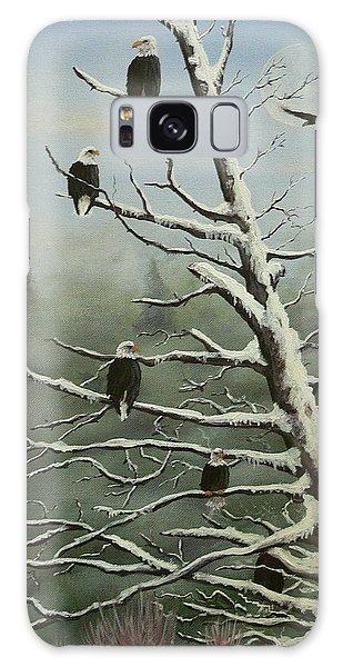 Birds Of A Feather... Galaxy Case