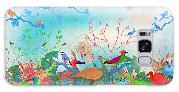 Birds Of My Landscapes - Limited Edition  Of 15 Galaxy Case
