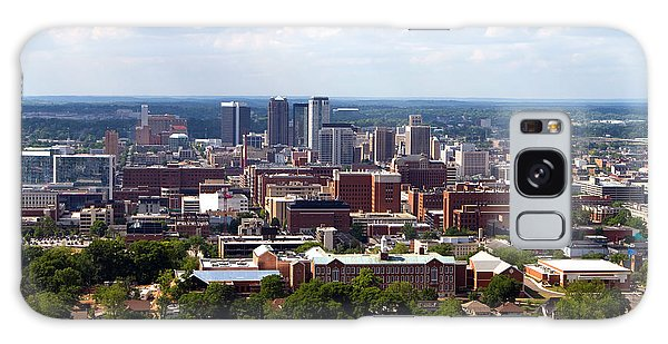 Birmingham Skyline Galaxy Case