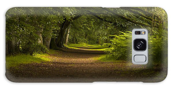 Birnam Woods Landscape Wall Art Galaxy Case