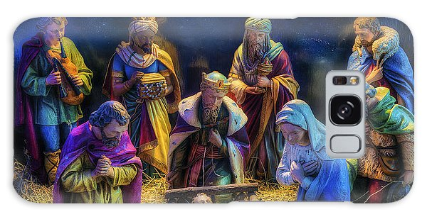 Birth Of Jesus Galaxy Case