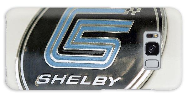 Birthday Car - Shelby Logo Galaxy Case