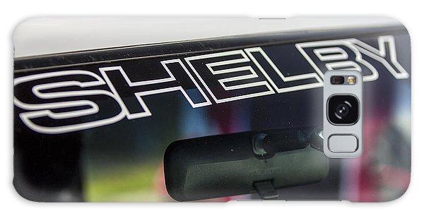 Birthday Car - Shelby Windshield Galaxy Case