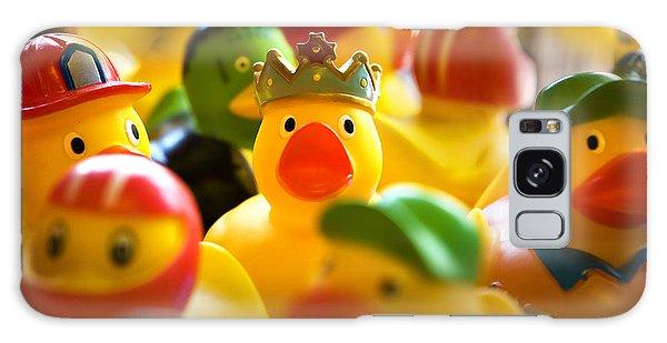 Birthday Ducks Galaxy Case